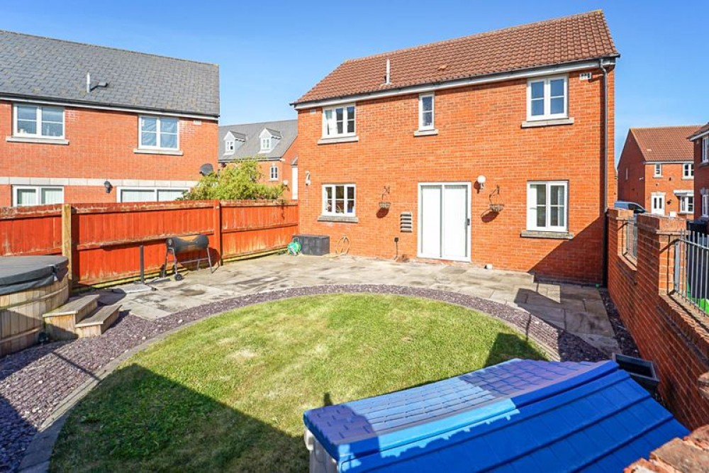 Images for Hestercombe Close, Weston Village - DETACHED HOUSE + SUNNY GARDEN EAID:AshleyLeahy BID:Ashley Leahy Estate Agents